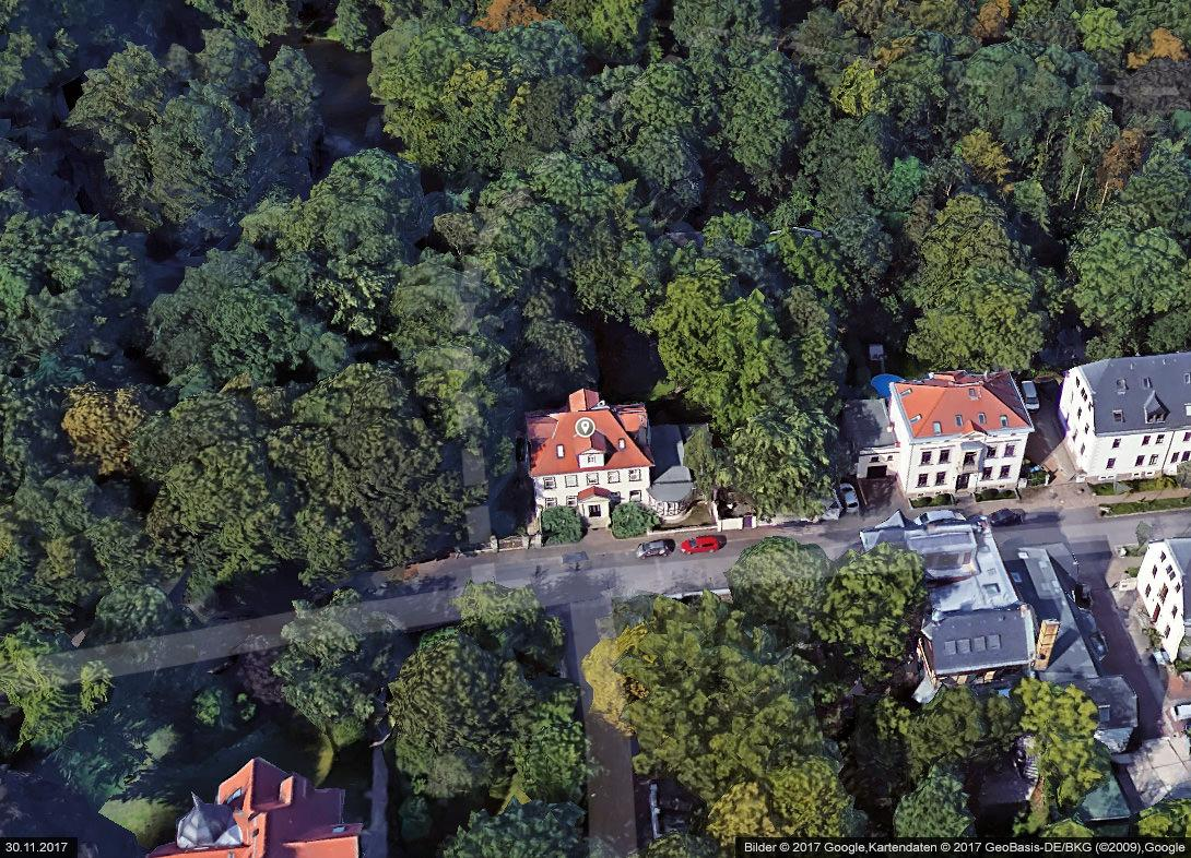 Leipzig-Schönefeld-Abtnaundorf: Hotel Pension Abtnaundorfer Park