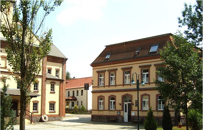 Hotel Garni Zur Schloßmühle in Borna