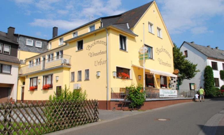 & Restaurant Winzerhaus Urbar, Pension in Urbar