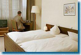 Koblenz: Hotel Garni Oronto