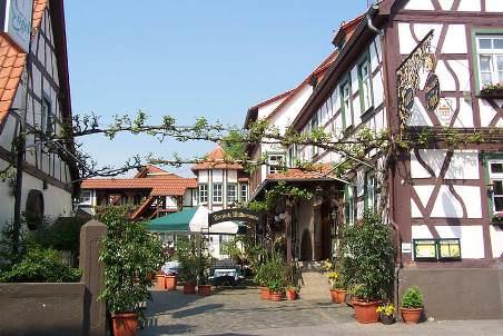 Landgasthof Zum Engel, Pension in Römerberg-Berghausen
