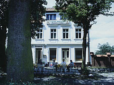 Gasthof Bergquelle, Pension in Wandlitz bei Schorfheide