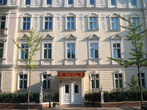 Frankfurt (Oder): Hotel Palais am Kleistpark