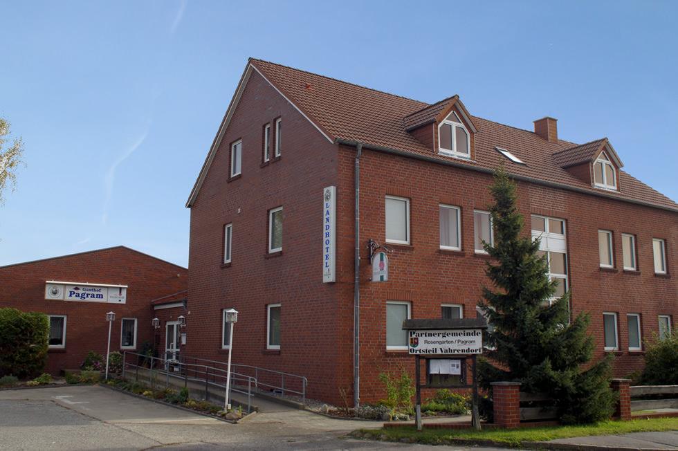 Frankfurt (Oder): Landhotel Pagram