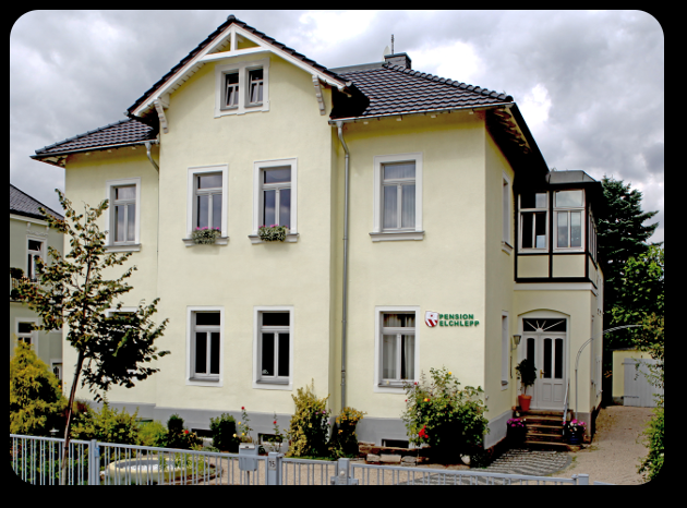 Radebeul: Pension Elchlepp