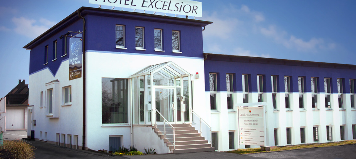 Excelsior, Pension in Bochum bei Herne