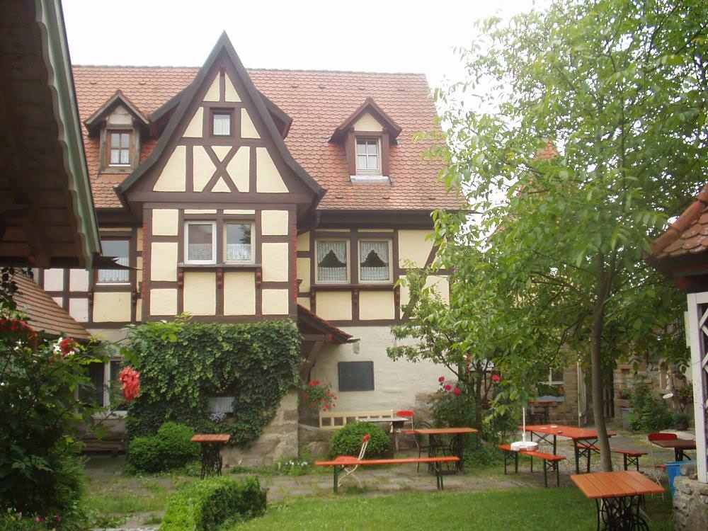 Pension Amanda, Pension in Theres-Obertheres bei Donnersdorf