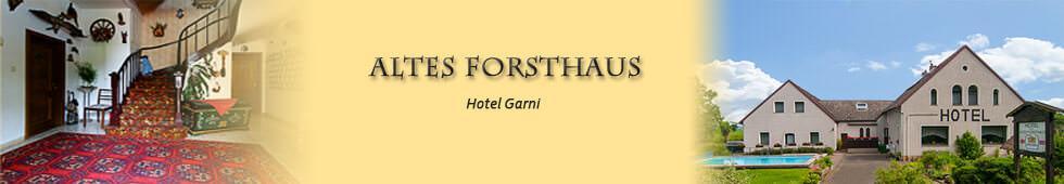 Altes Forsthaus  , Pension in Schellerten bei Söhlde