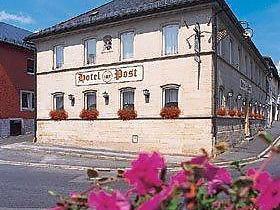 Hotel Restaurant Zur Post Nordhalben