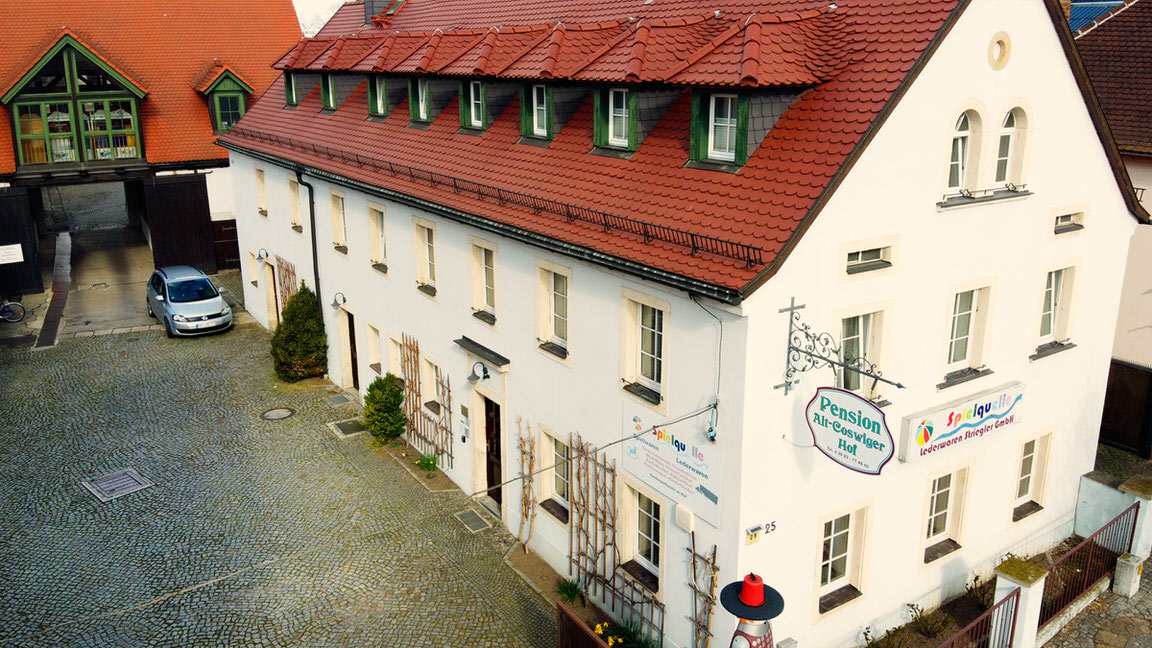 Pension Alt-Coswiger Hof, Pension in Coswig bei Niederau