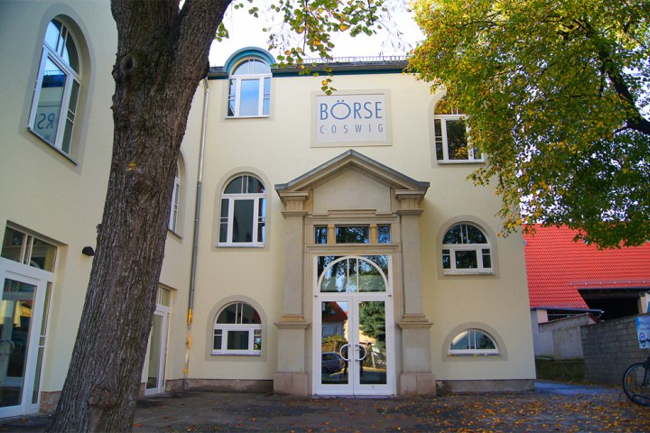 Coswig: Hotel Börse Coswig u. Villa Teresa