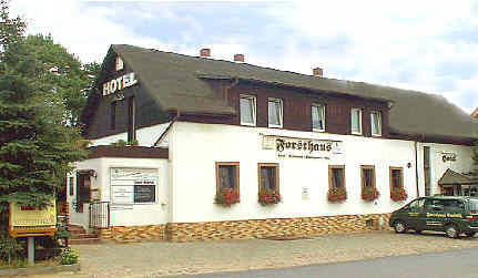 Forsthaus Coswig, Pension in Coswig