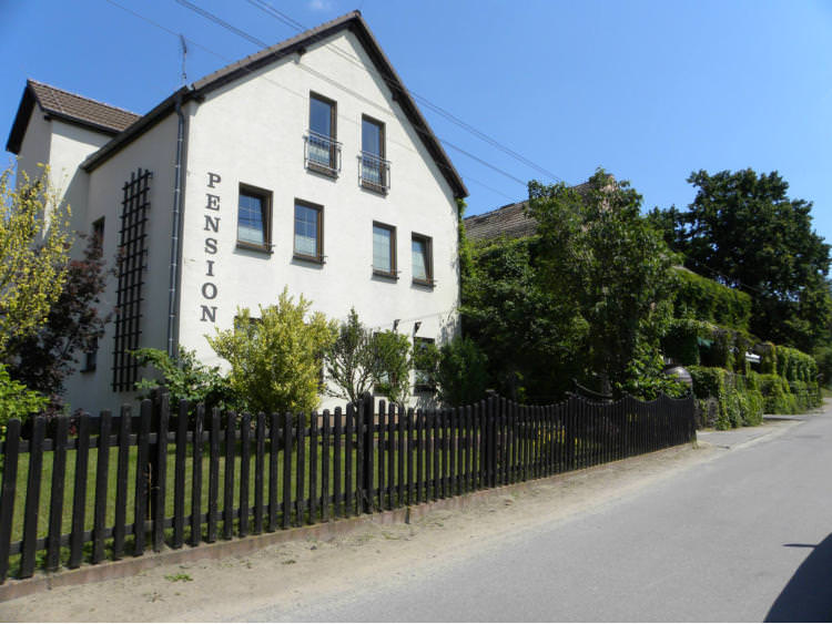 Landgasthof Am Talkenberger Hof, Pension in Coswig bei Niederau