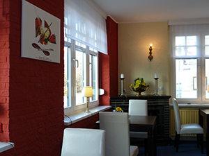 Hotel Restaurant Goldener Hahn in Finsterwalde