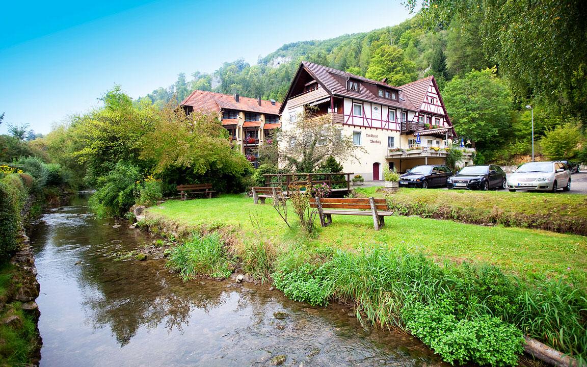 Münsingen-Gundelfingen: Land- u. Ferienhotel Wittstaig
