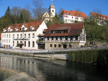 Reutlingen-Mittelstadt: Hotel Klostermühle
