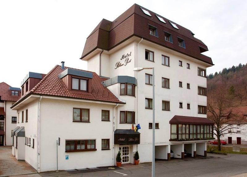 Albstadt-Tailfingen: Hotel Garni Blume Post