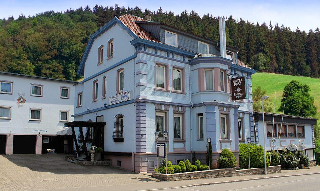 Albstadt-Tailfingen: Hotel Restaurant Post-Italia