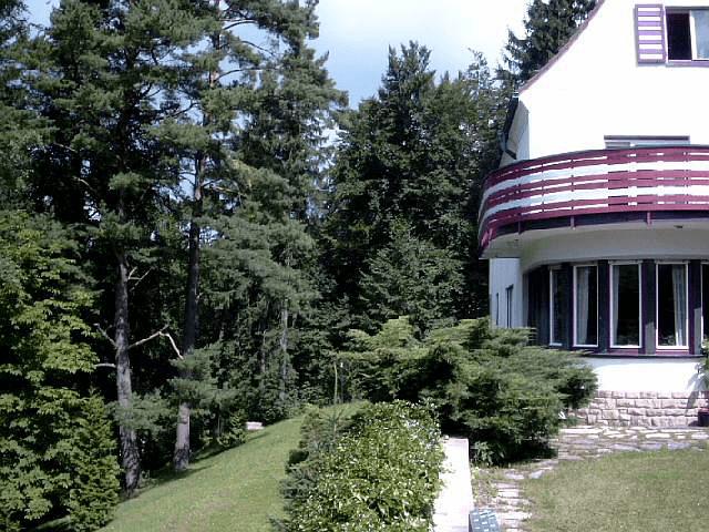 Albstadt-Tailfingen: Hotel Garni Villa im Park