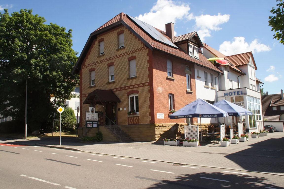 Renningen: Hotel Zur Eisenbahn