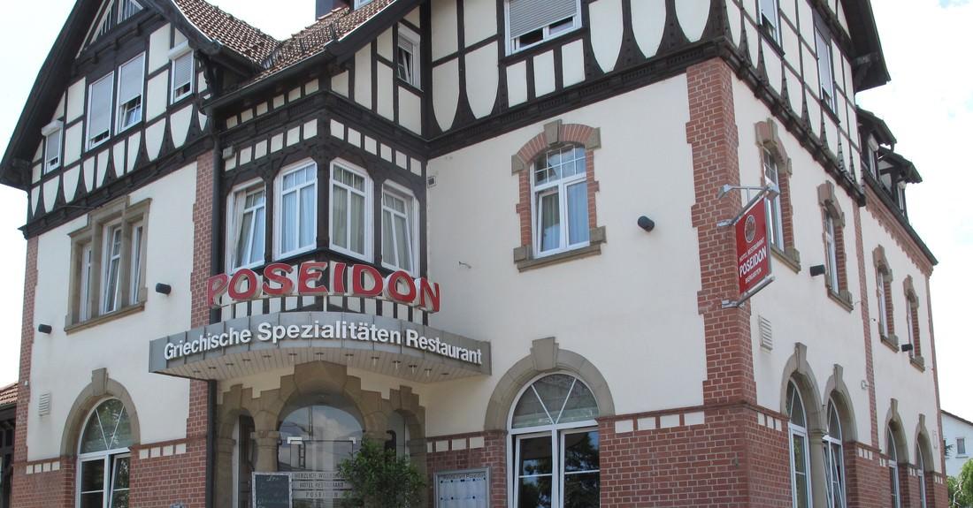 Ludwigsburg-Eglosheim: Hotel Poseidon