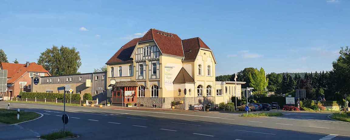 Hotel Landhaus Begatals, Hotel in Dörentrup-Dörentrup bei Detmold