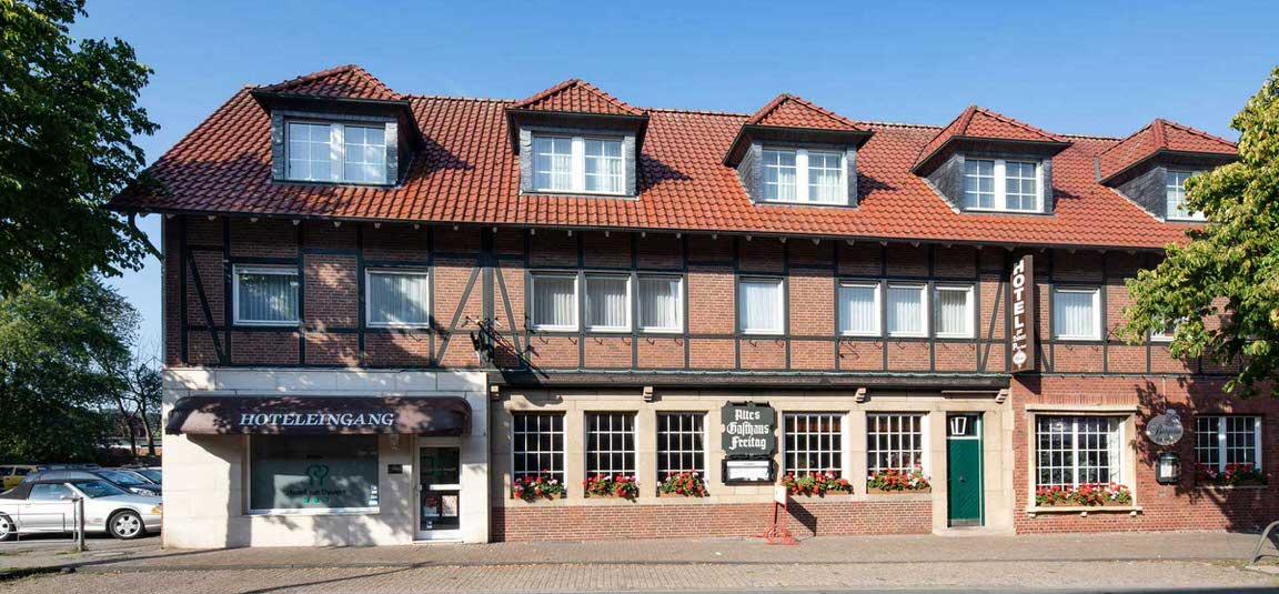 Münster-Amelsbüren: Hotel Zur Davert