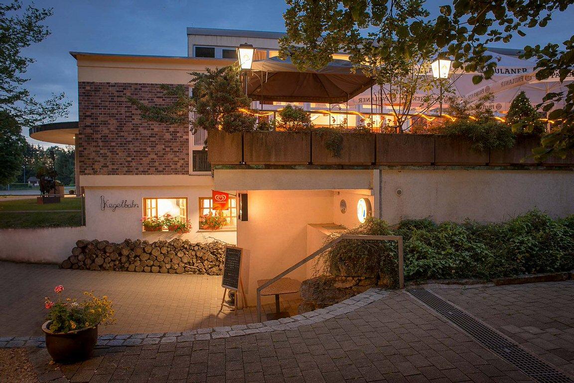 Engstingen-Haid: Hotel Hydepark Engstingen