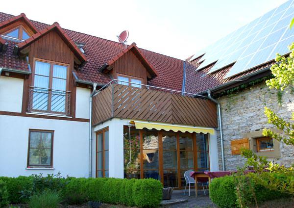 Bretzfeld-Bitzfeld: Pension Landhaus Wolf u. Gasthaus zum Löwen