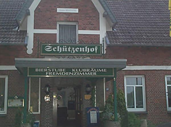 Landgasthof Schützenhof 1806, Monteurzimmer in Bad Segeberg bei Lübeck