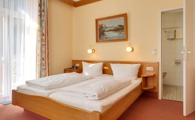 Bad Reichenhall: Hotel Garni Dora