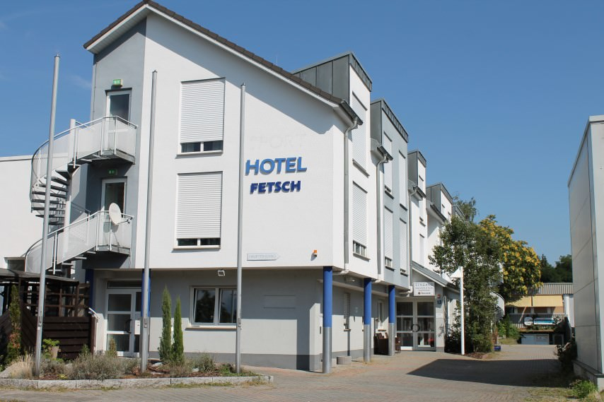 Sporthotel Fetsch, Pension in Viernheim bei Birkenau