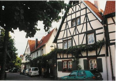 Pension Mayer, Pension in Walldorf Baden