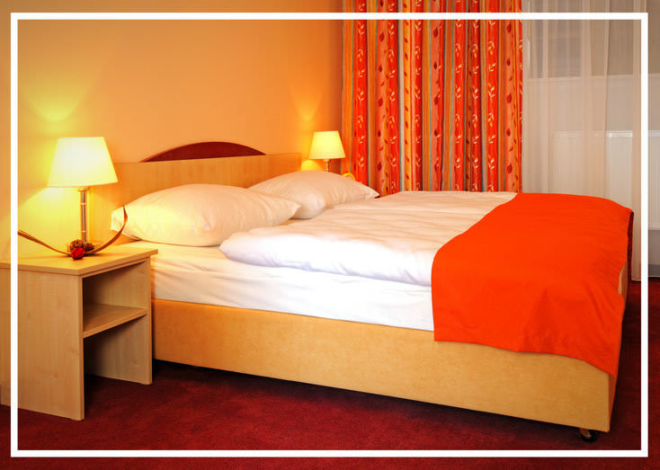 Bad Nauheim: Hotel Neuhöfer am Südpark