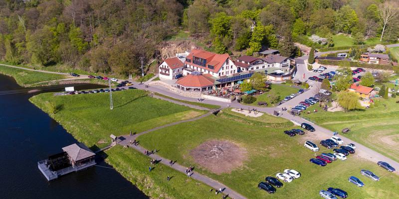 Hotel Zur Schiffsmühles in Grimma-Höfgen