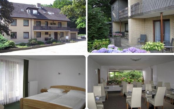 Hotel-Pension Haus Bambi, Monteurzimmer in Mölln bei Lübeck