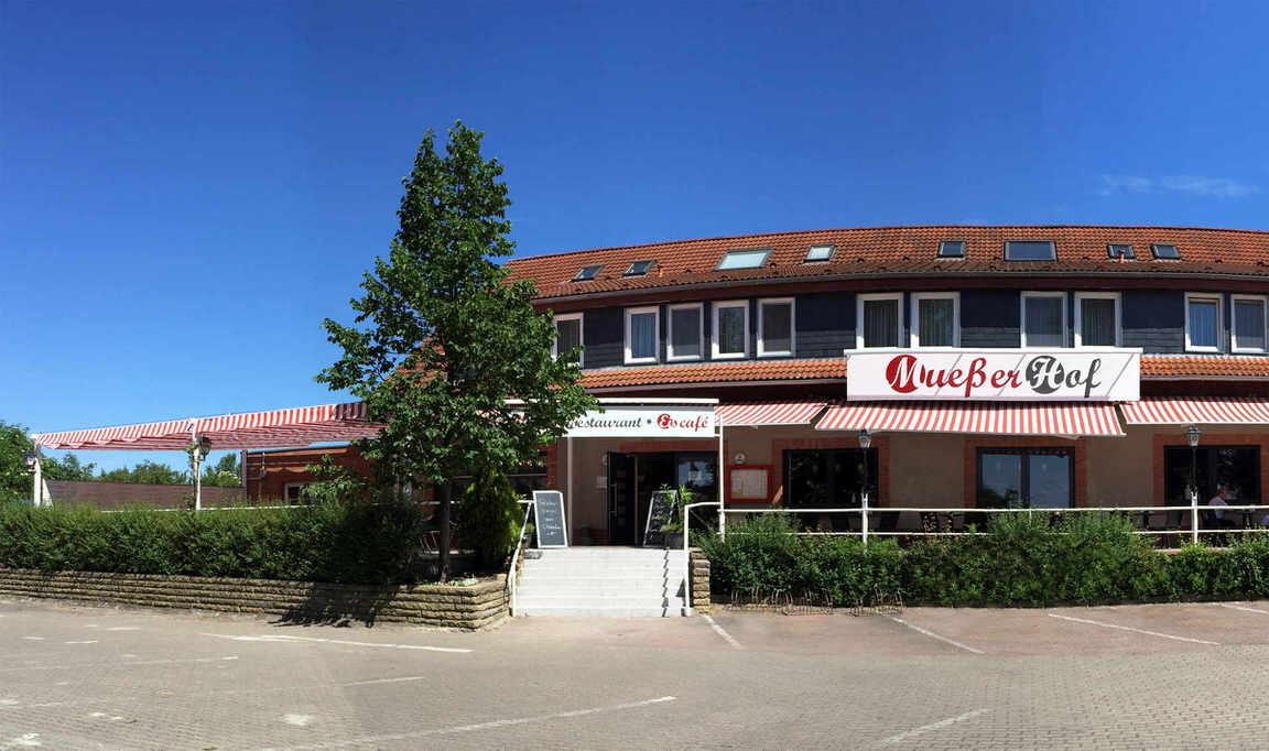 Schwerin: Hotel Müßer Hof
