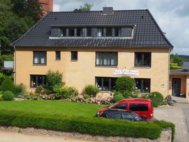 Mölln: Pension Haus Luisenhof G***