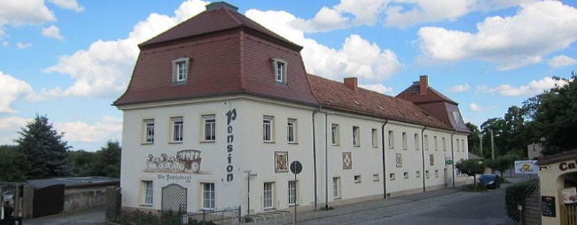 Pension Alte Posthalterei, Pension in Moritzburg bei Radeburg