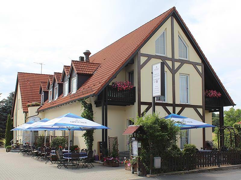Moritzburg: Hotel Eisenberger Hof