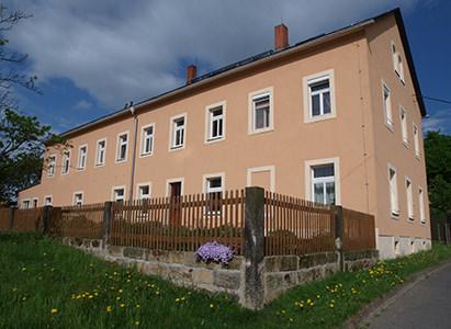 Pension Lindenhof Scheumann, Pension in Struppen-Weißig bei Porschendorf
