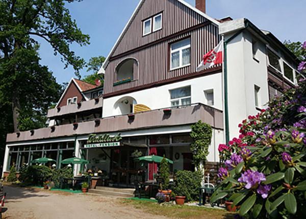 Mölln: Hotel Pension Waldlust