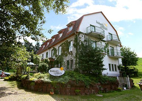 Hotel Reinhardt's Landhaus, Hotel in Frankenberg bei Grimma