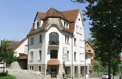 Bad Friedrichshall: Hotel Garni Am Eck