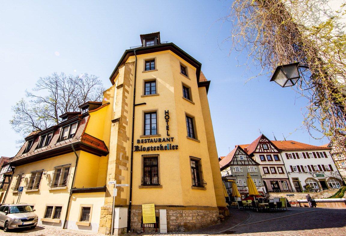 Hotel Garni Hotel Klosterkeller, Hotel in Bad Wimpfen bei Heilbronn
