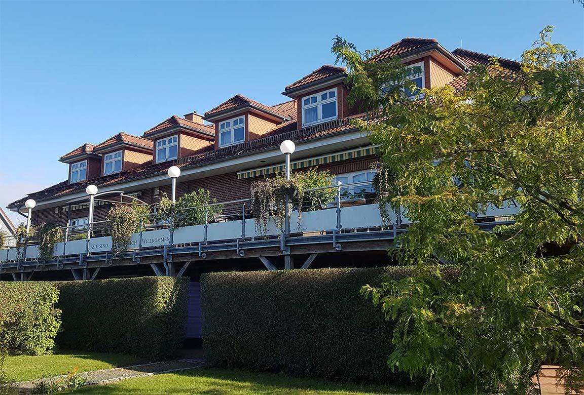 Mirow: Hotel An der Seepromenade