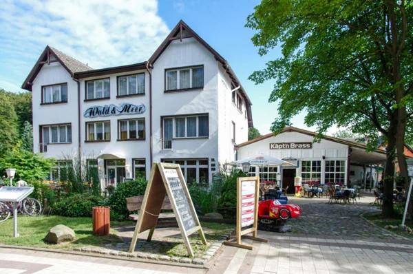 Wald und Meer, Pension in Koserow bei Heringsdorf
