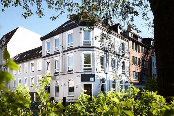 Kiel: Hotel Liegeplatz 13