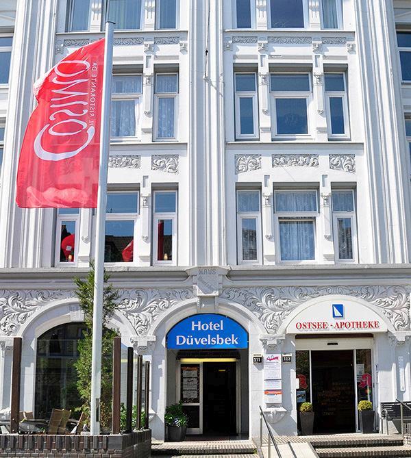 Kiel: Hotel Düvelsbek