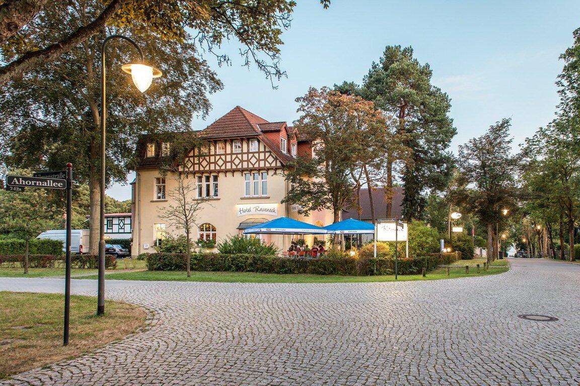 Raueneck, Pension in Bad Saarow bei Storkow
